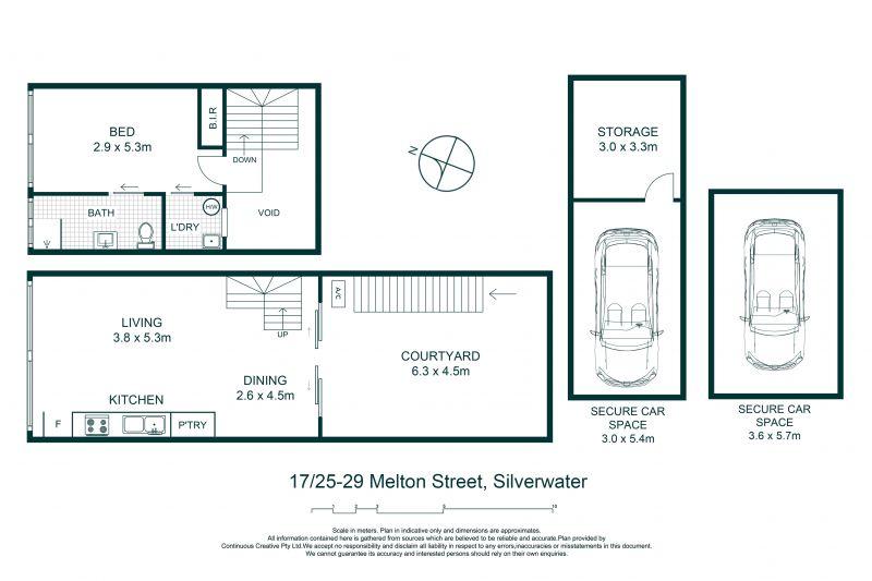 17/25-29 Melton Street Silverwater 2128