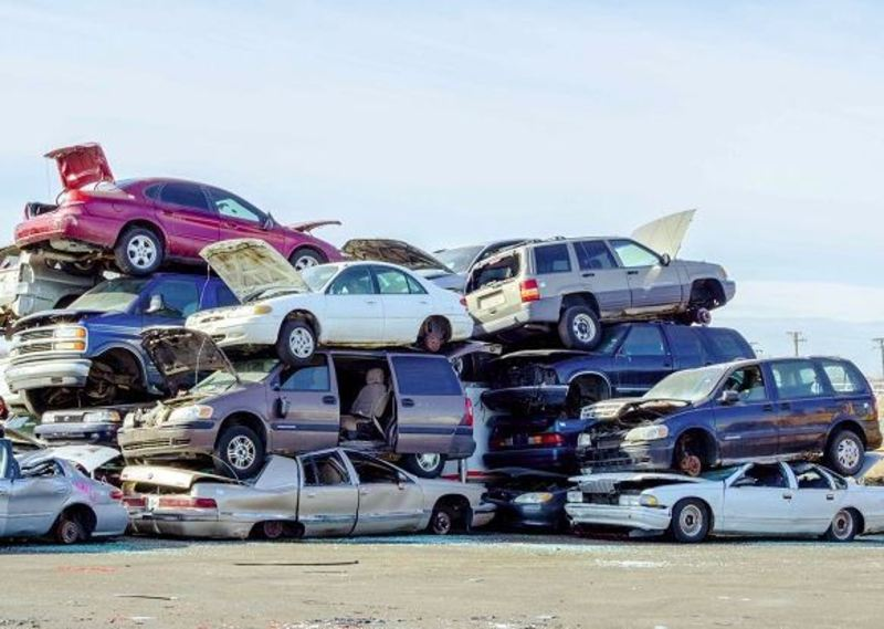 Auto Wreckers, $7000 net profit per week.  **UNDER OFFER**