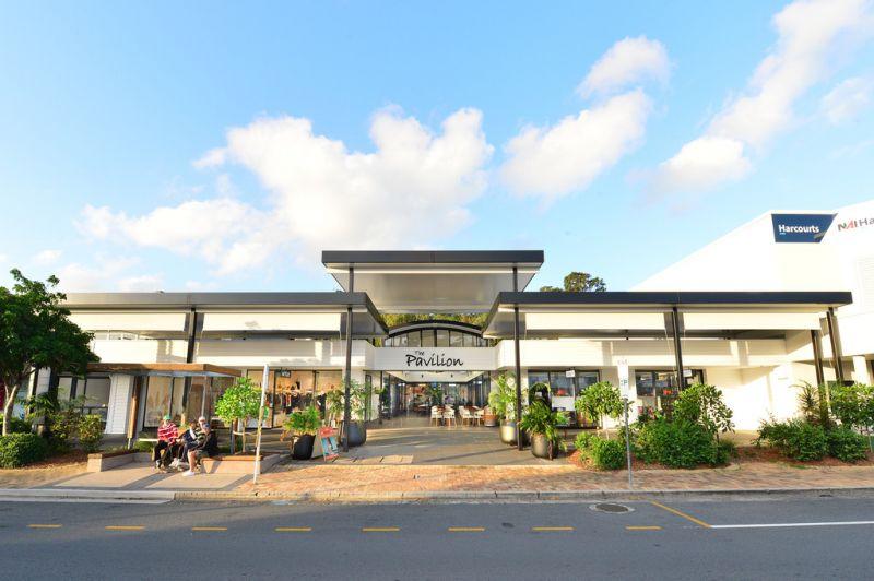 The Pavilion - A Premium Retail Development