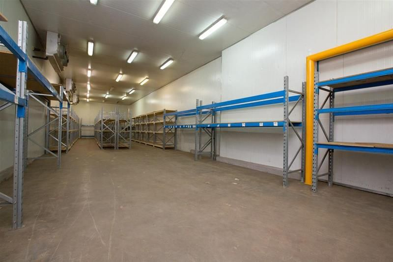 Unique property with a great business opportunity for freezer/chiller distribution centre