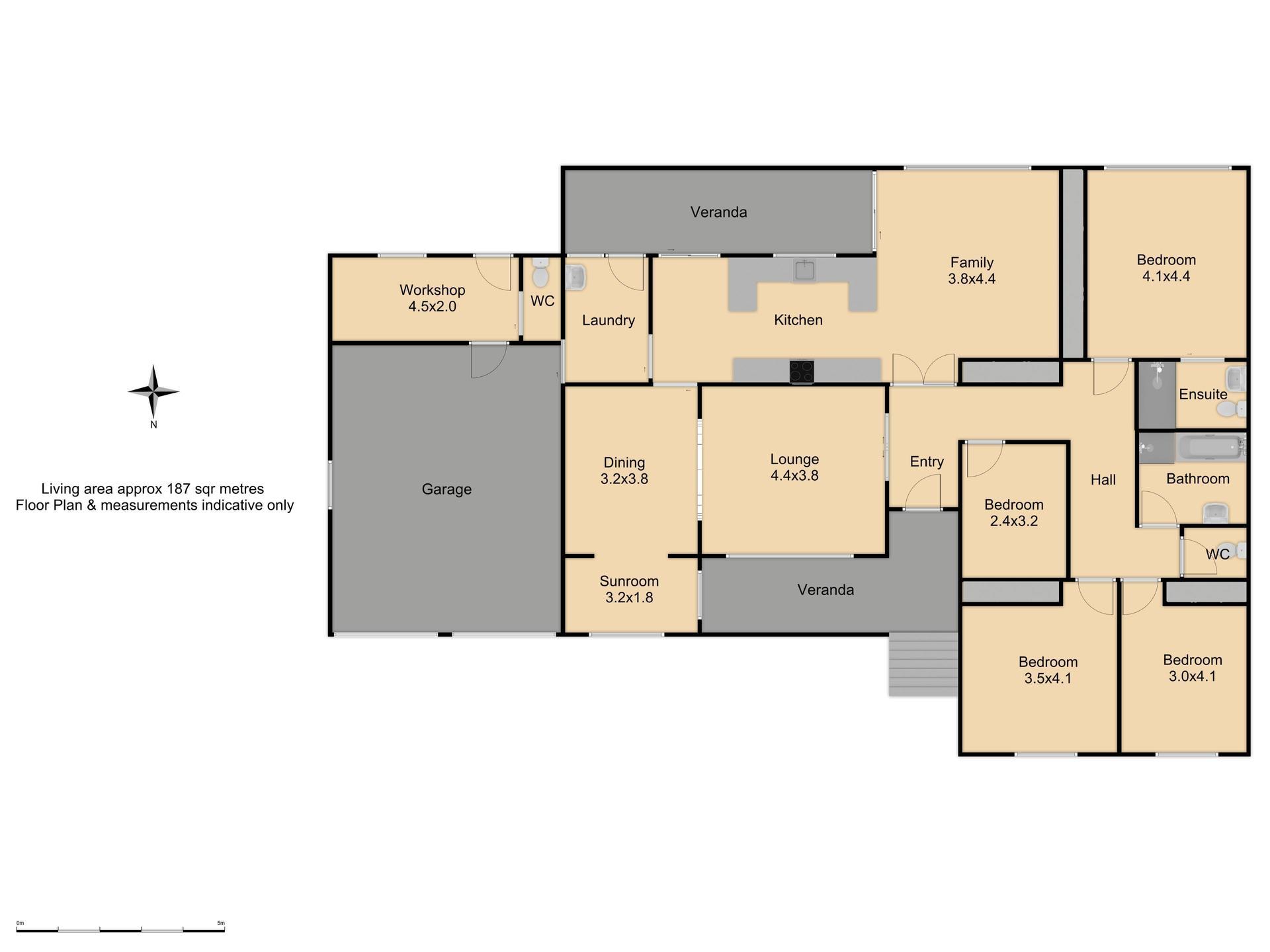 2 Phillip Street - Floor Plan