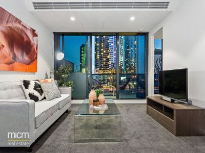 Stunning Two Bedroom Apartment in Southbank Central!