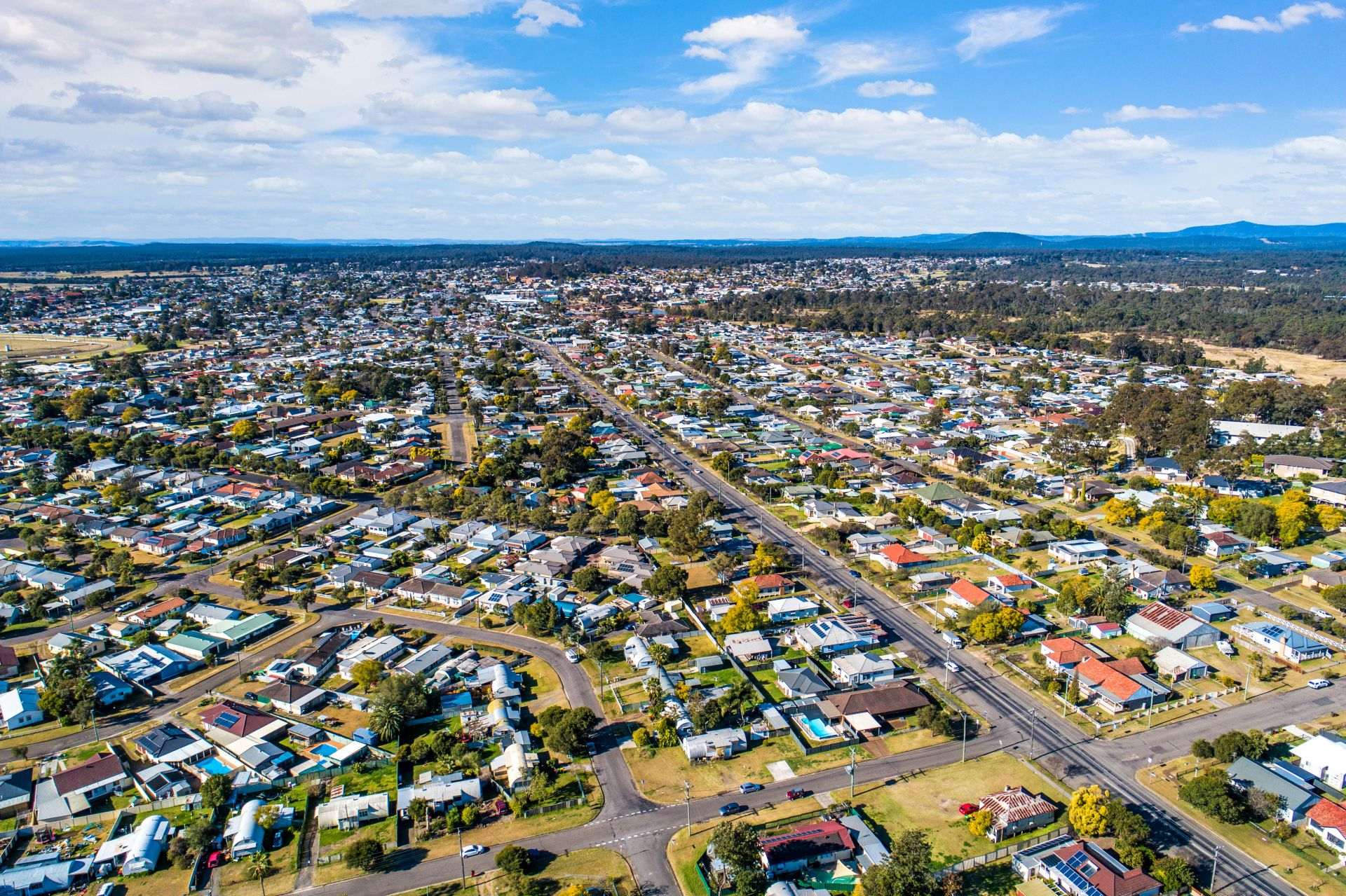 1,112sqm development opportunity in the Hunter Valley