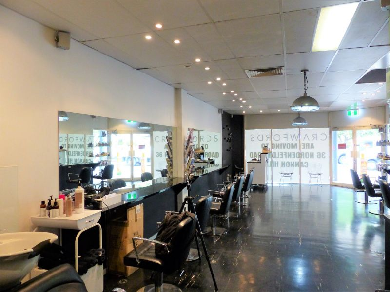 BOUTIQUE RETAIL OPPORTUNITY WITHIN A POPULAR MORNINGSIDE CENTRE