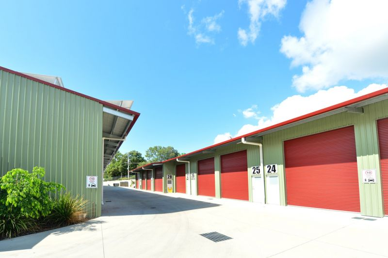 Tidy, Affordable Warehouse In Central Nambour