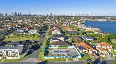 Benowa Waters Land  A Rare and Valuable Asset