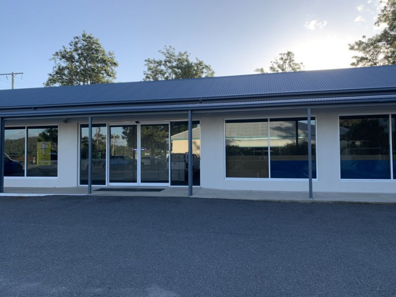Professional Office Space with Main Street Frontage