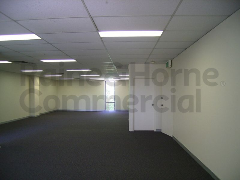 Self Contained, First Floor Office with Signage Potential & Parking
