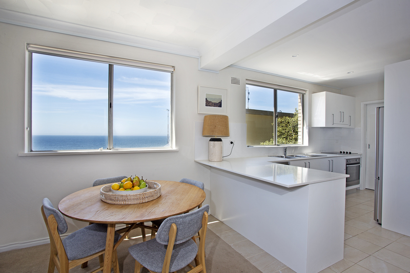 BEAUTIFULLY RENOVATED, SUNNY, OCEAN VIEWS