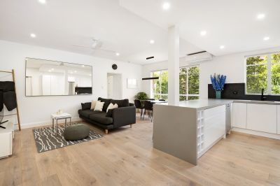 Boutique Apartment With Contemporary Finishes in a Prime Location
