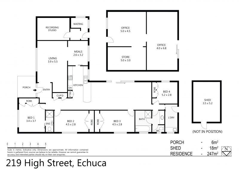 219 High Street, Echuca