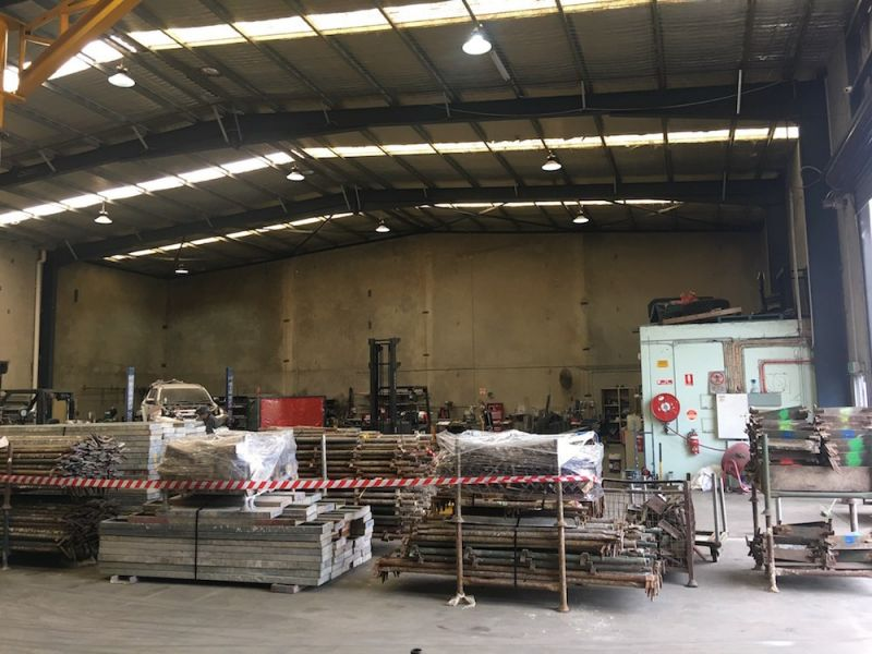 FREE STANDING FACTORY/WAREHOUSE