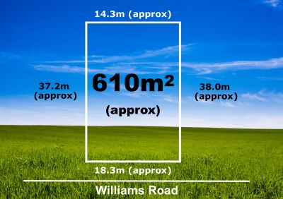 Prime Location  Land Size 610m2 (approx)