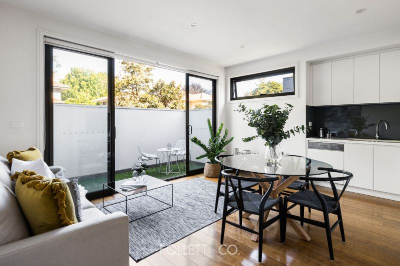 Boutique Luxury in a Leafy Locale