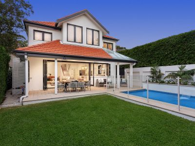 An impressive family property in a premium locality.