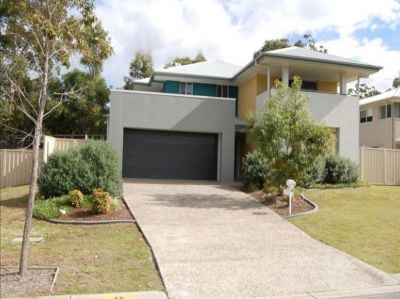 Large Modern Four Bedroom Family Home