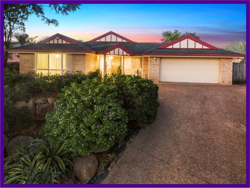 A Large Family Home on 854m2