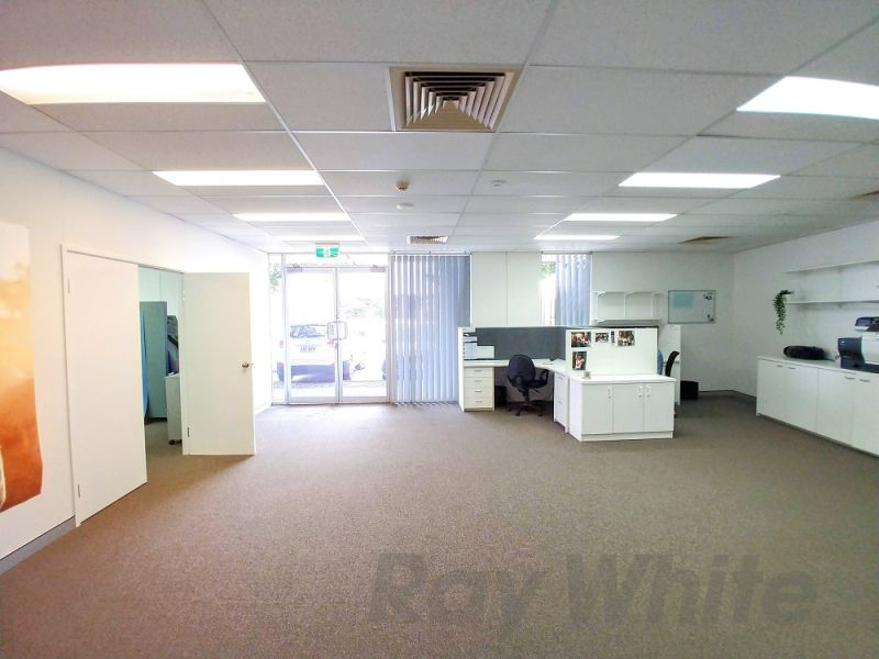 110sqm* GROUND FLOOR OFFICE/ RETAIL SPACE ON NUDGEE RD