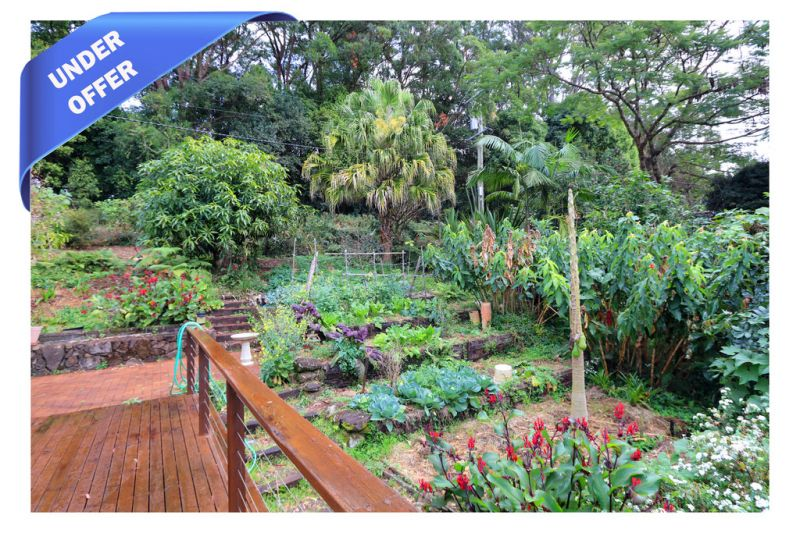 PRIVATE, IDYLLIC FARMLET IDEAL FOR A SUSTAINABLE LIFESTYLE