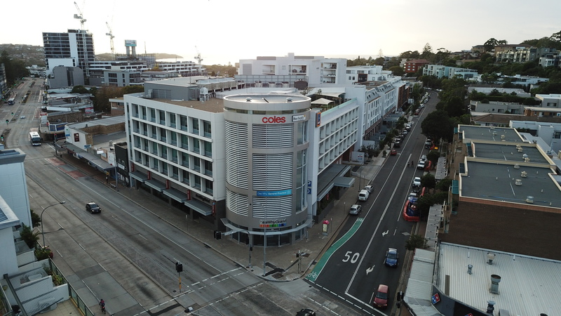 DA Approved Medical Suite on Level 3 Dee Why Grand Commercial