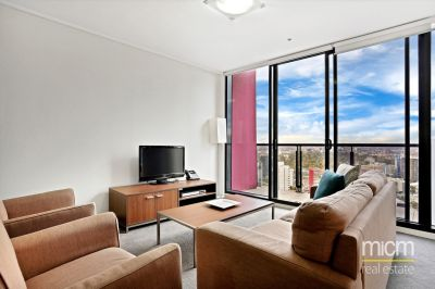 Stunning, Spacious and Superb Views from Melbourne Tower