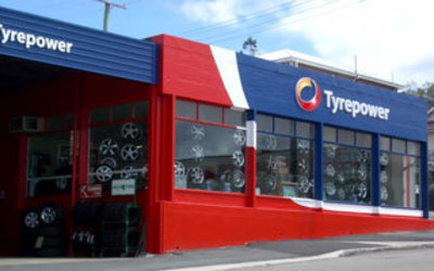 Perfectly located leading TyrePower shop in the east – Ref: 3294