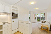 Sought after ground floor Apartment