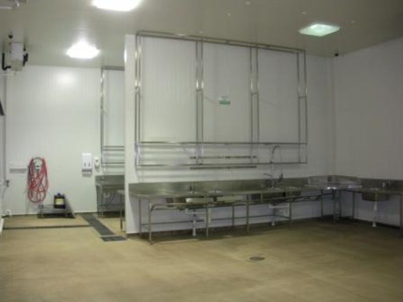 SPOTLESS FOOD MANUFACTURING FACILITY