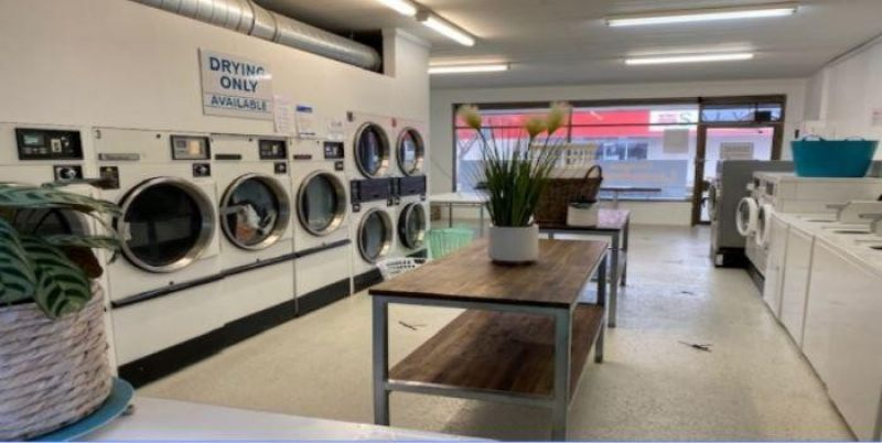 Coin Laundry, Laundrette - on the Peninsula. Takings $2,400 pw