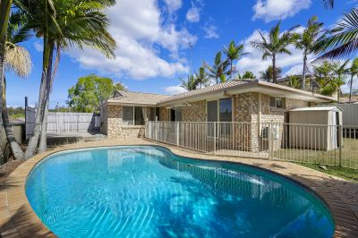Modern family home with pool  Pets accepted on approval