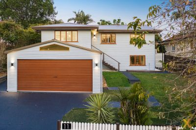 Expertly Renovated Family Abode