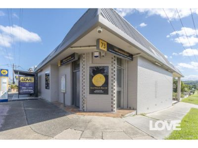 Renovated Prime Commercial Space with Parking