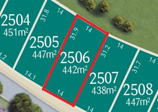 Colebee LOT 2506 Stonecutters Drive