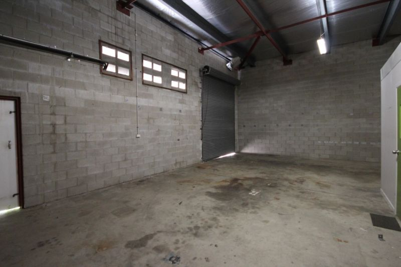 Central Warehouse with Secure Yard