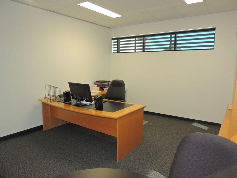 Corporate Presentation Office