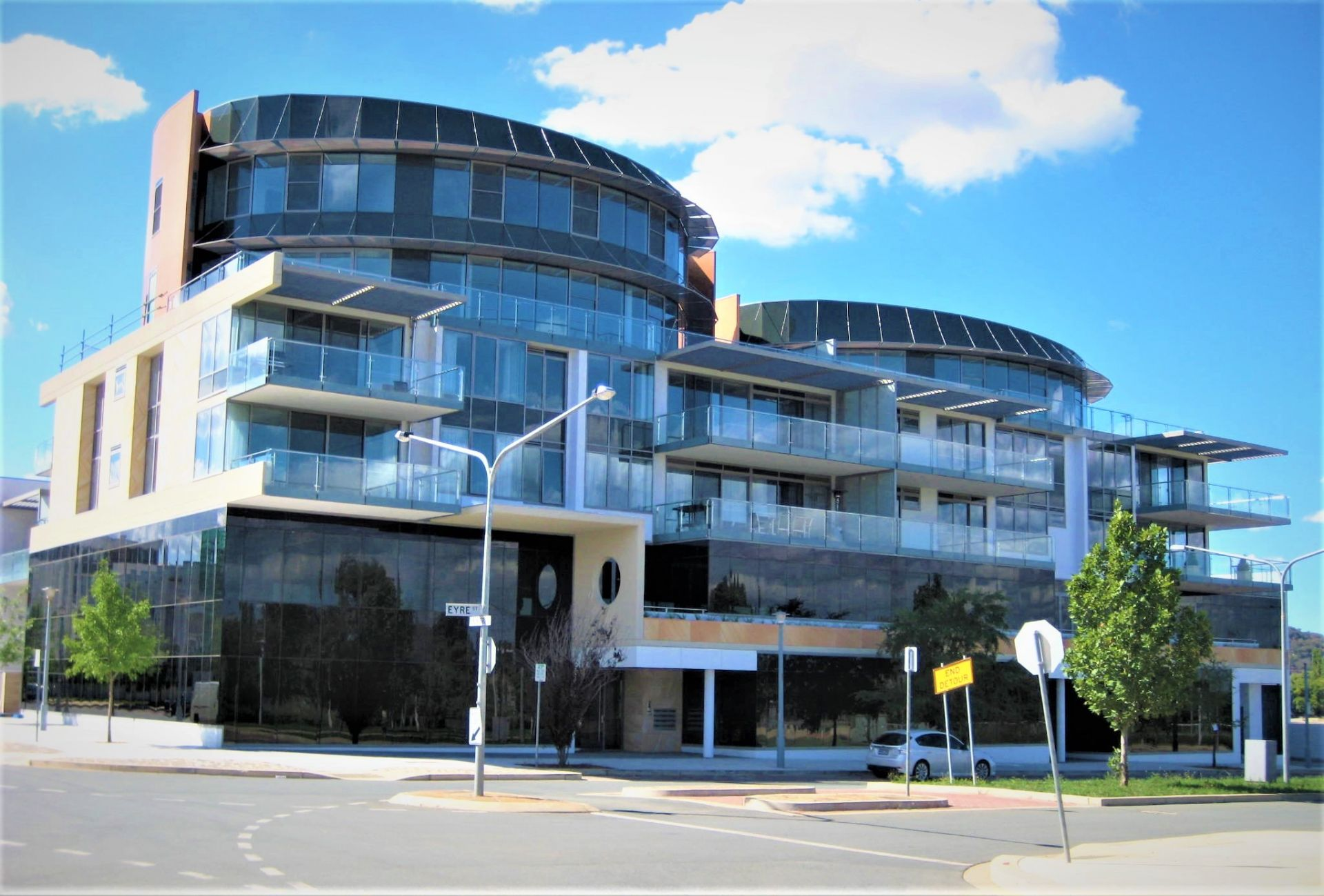 Premium office space with fit-out - Kingston Foreshore