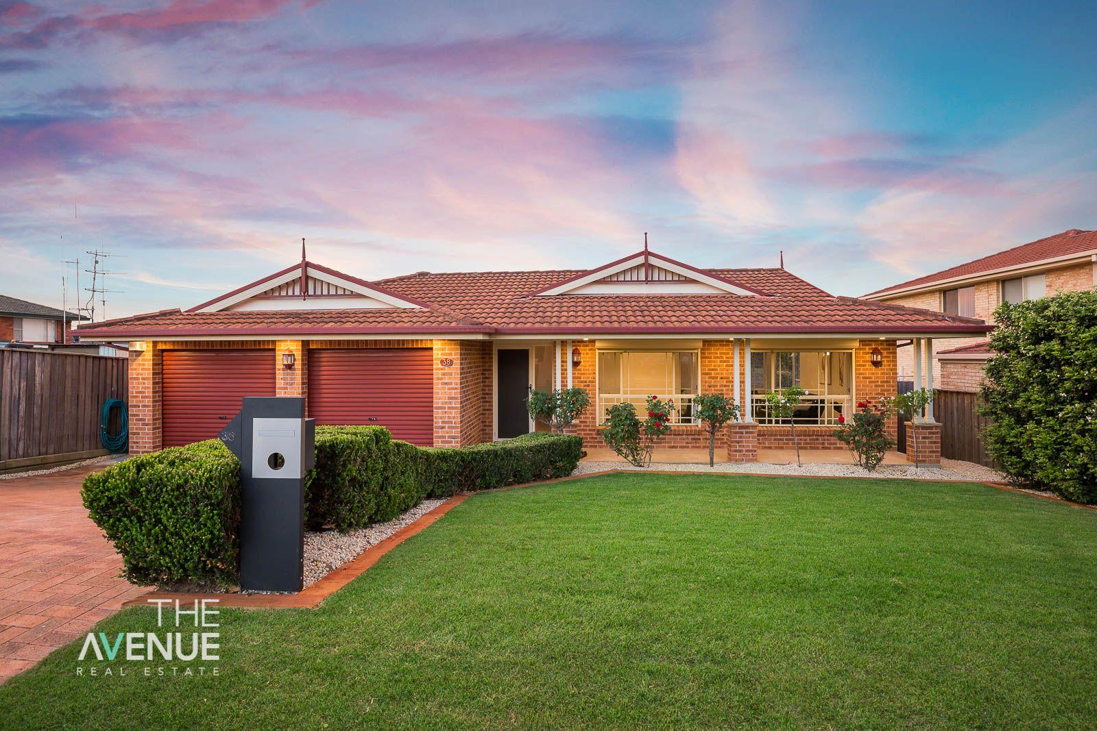 38 Vinegar Hill Road, Kellyville Ridge NSW 2155