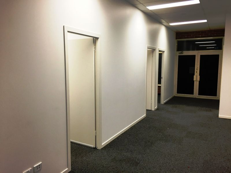 High quality office fit out in place!