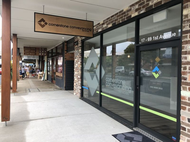 Sublease opportunity in Sawtell main street
