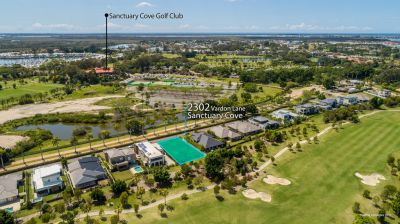 Last Golf Course Frontage Residential Land In Vardon Lane. 810sqm