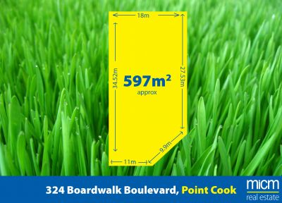 Corner 597 sqm (approx.) Block is a Superstar!