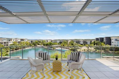 Owner Purchased Elsewhere - Superb North-Facing Penthouse