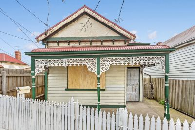 Mortgagee in possession - Beyond the pickett fence - A freestanding Victorian!
