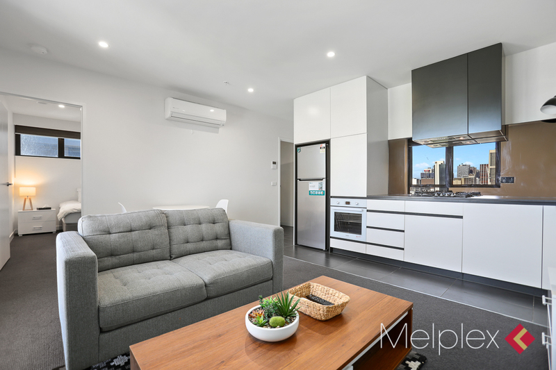 Lovely Furnished One-Bed Apartment At the Metropolitan