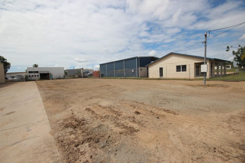 Affordable warehouse with development upside