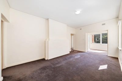1/2 New South Head Road, Rushcutters Bay