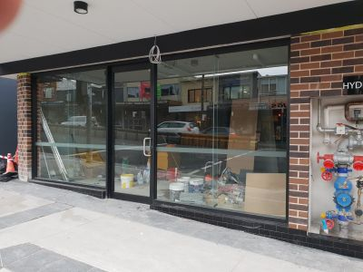 NEW RETAIL PREMISES