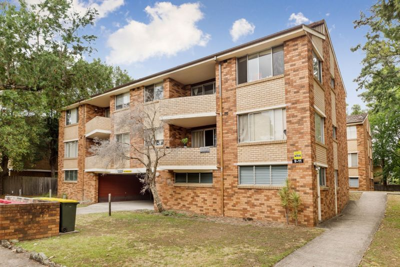 Two Bedroom Unit In A Well Maintained Block