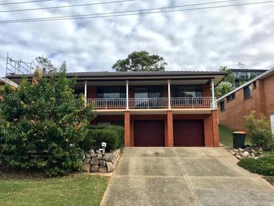 Newly renovated house with secure backyard