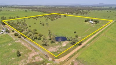 38 ACRES OF PERFECTION IN PEAK - MUST BE SOLD AT AUCTION IF NOT BEFORE!